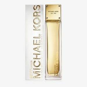 New in Box Michael Kors Sexy Amber